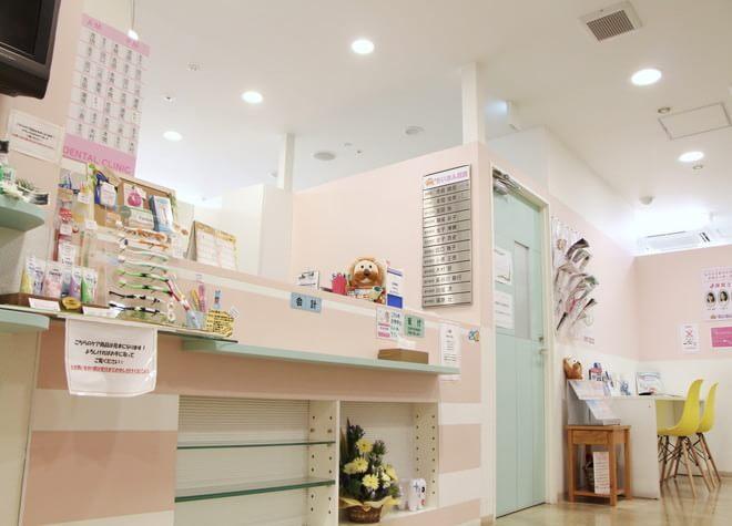 戸塚駅 西口徒歩 4分 らいおん歯科クリニック サクラス戸塚医院の院内写真2