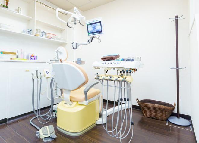 虎ノ門ヒルズ駅 A1出口徒歩 3分 医療法人 歯科ハミール デンタルオフィス 虎ノ門の治療台写真4