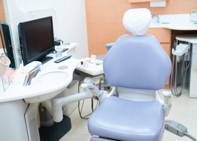 さがみ野駅 1番出口徒歩3分 オレンジ歯科の治療台写真5