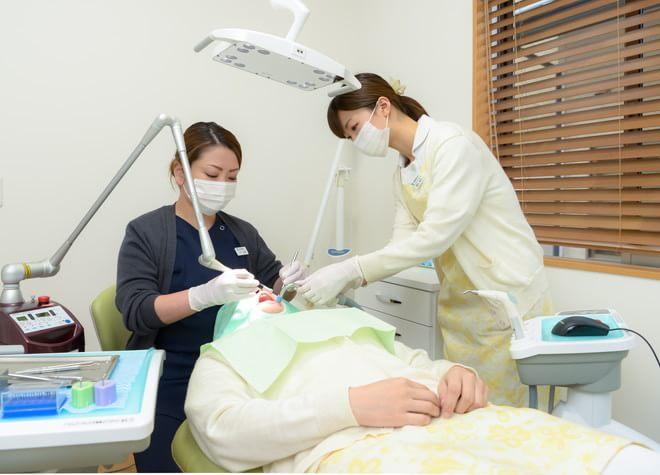 春江駅 出入口車8分 吉政歯科・矯正歯科クリニックのスタッフ写真3