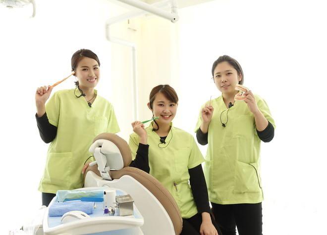 味美駅(TKJ) 出口徒歩7分 徳倉歯科口腔外科・矯正歯科写真1