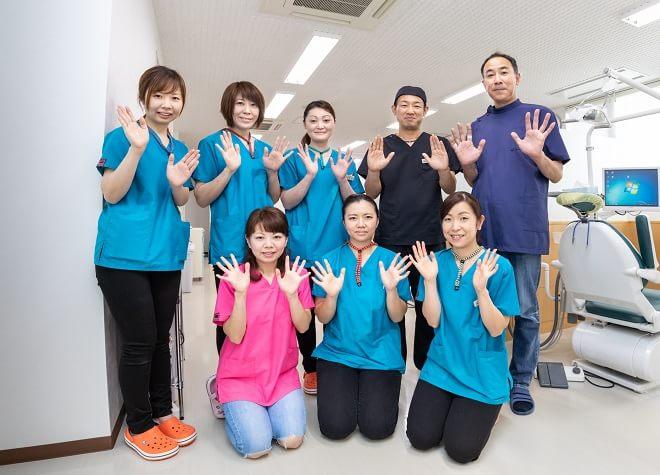 秋田駅 出口車6分 柏木歯科のスタッフ写真1