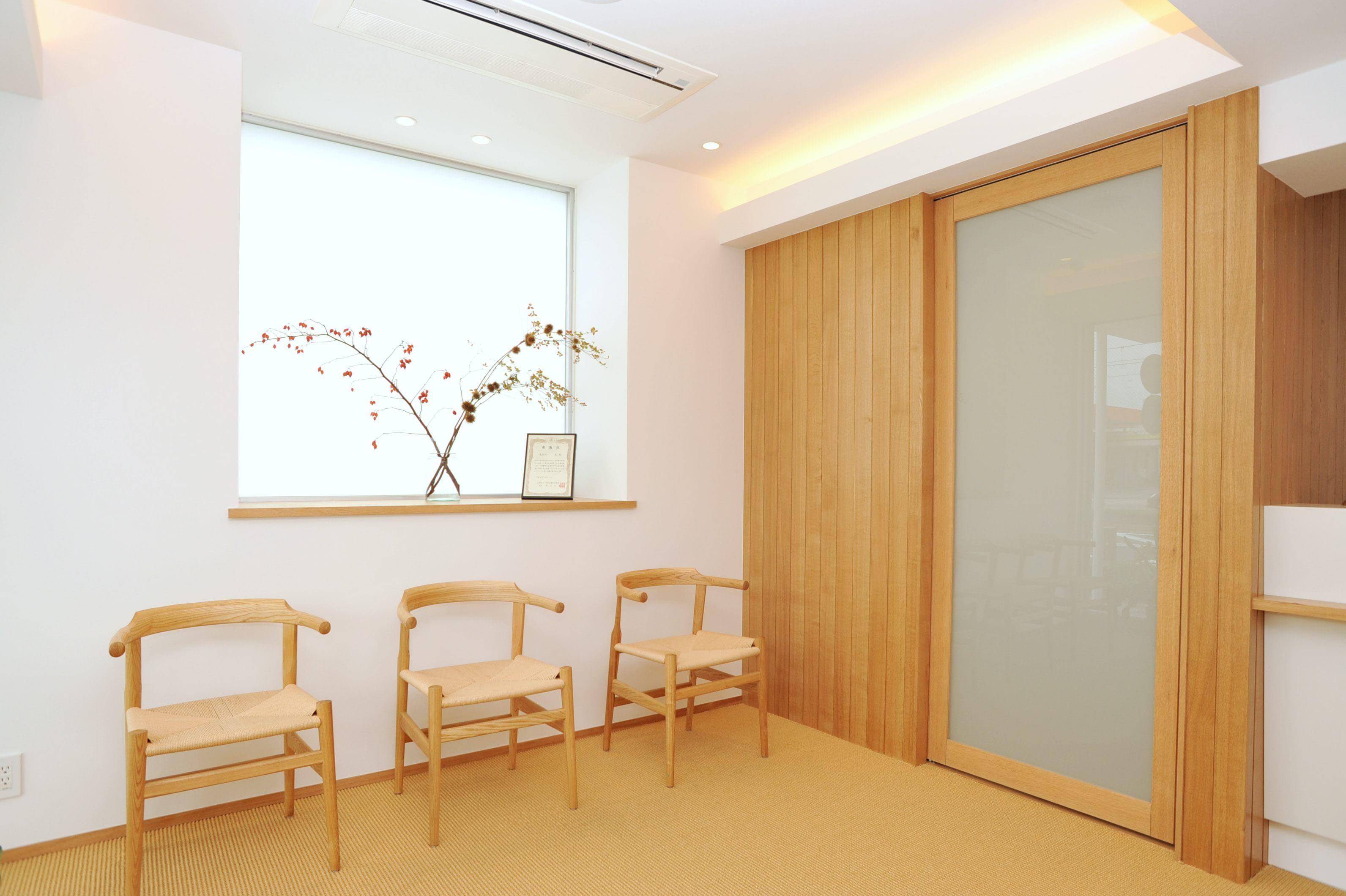 豊橋駅 徒歩15分 長谷川歯科医院の院内写真2