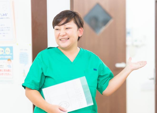 王子駅 出口バス 10分 豊五歯科医院のスタッフ写真4