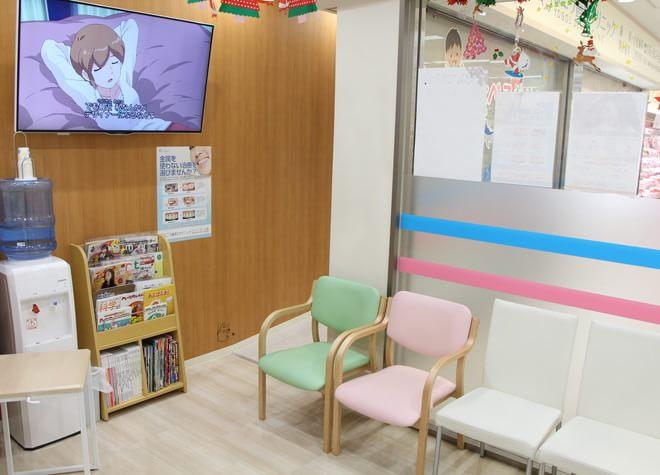 綱島駅 西口徒歩4分 よごう歯科クリニックの院内写真3