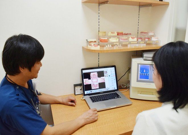 鷹取駅 北口徒歩 3分 佐伯歯科医院のスタッフ写真2