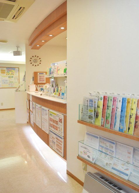 鷹取駅 北口徒歩 3分 佐伯歯科医院の院内写真6