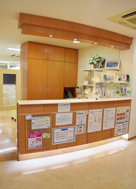 鷹取駅 北口徒歩 3分 佐伯歯科医院の院内写真5