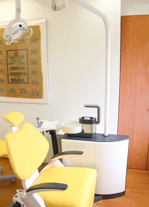 鷹取駅 北口徒歩 3分 佐伯歯科医院の治療台写真4
