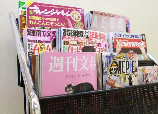武蔵境駅 北口徒歩1分 みやうち歯科の院内写真3