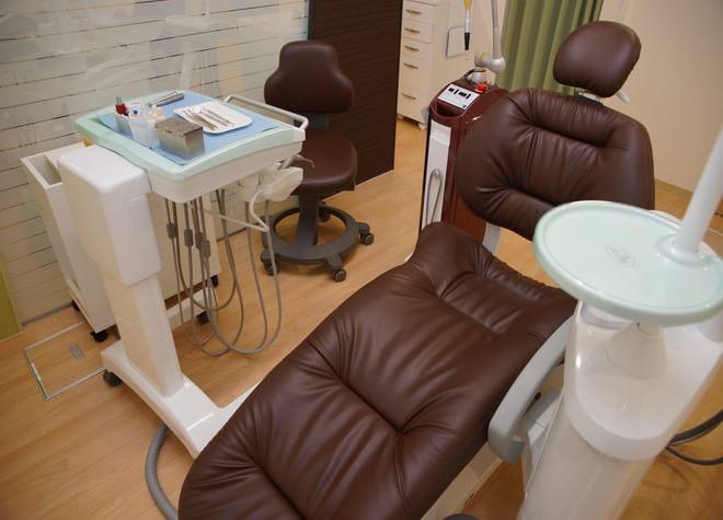 八事日赤駅 2番出口徒歩 3分 山手歯科の治療台写真7