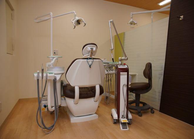 八事日赤駅 2番出口徒歩 3分 山手歯科の治療台写真6