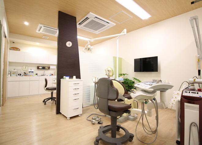 八事日赤駅 2番出口徒歩 3分 山手歯科の治療台写真5
