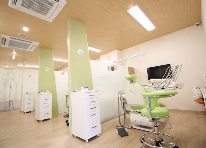 八事日赤駅 2番出口徒歩 3分 山手歯科の治療台写真4