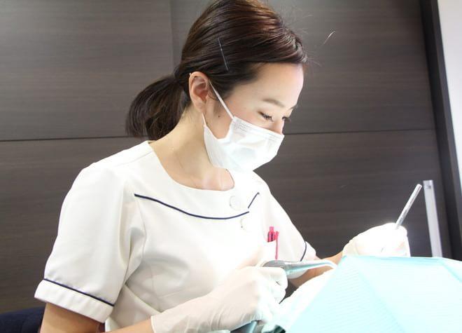 新中野駅 2番出口徒歩1分 新中野歯科クリニックのスタッフ写真1