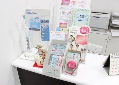 静岡駅 南口車8分 あんぽ歯科医院の院内写真4