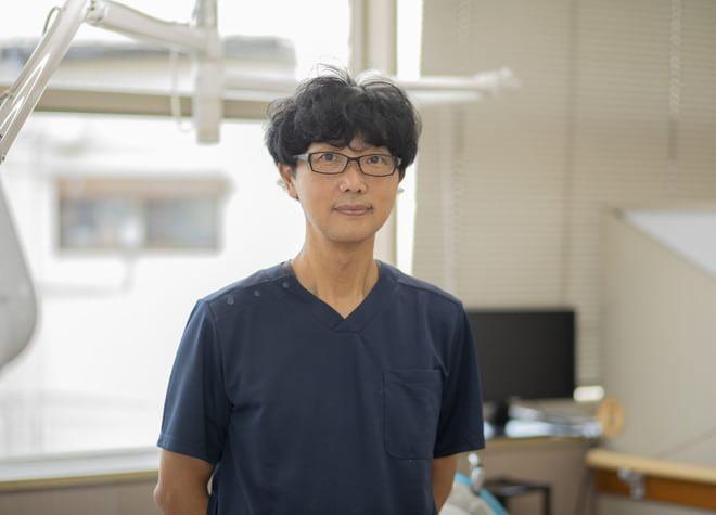 松永歯科クリニックの院長先生