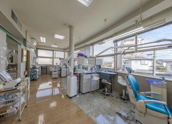 宮崎駅 出口車 10分 医療法人 松永歯科クリニックの治療台写真2