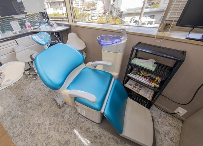 宮崎駅 出口車 10分 医療法人 松永歯科クリニックの治療台写真3