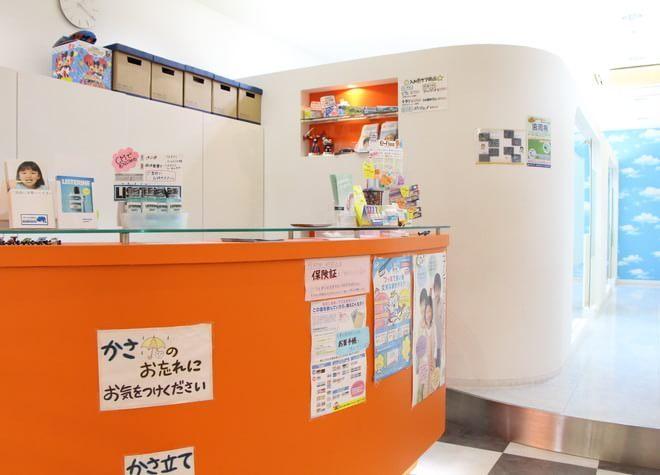 志木駅 南口徒歩 2分 はせがわファミリー歯科の院内写真2