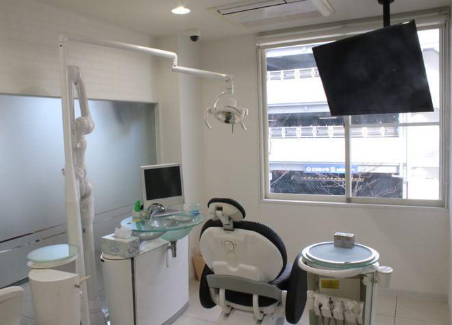 高茶屋駅 出口徒歩11分 はやし歯科医院高茶屋診療所の治療台写真3