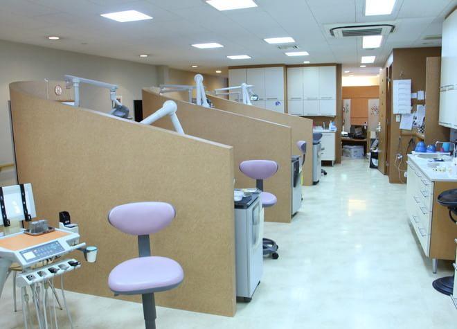 上溝駅 東口徒歩 8分 陽光台歯科クリニックの治療台写真4