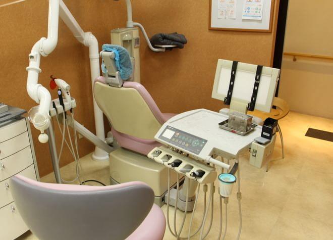 上溝駅 東口徒歩 8分 陽光台歯科クリニックの治療台写真5