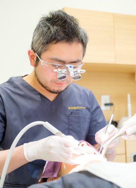 川西能勢口駅 出口徒歩 1分 福地歯科クリニックのスタッフ写真3