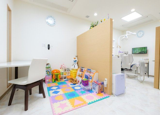 川西能勢口駅 出口徒歩 1分 福地歯科クリニックの院内写真6