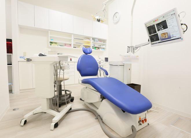武蔵嵐山駅 東口徒歩 7分 むさし台歯科クリニックの治療台写真5