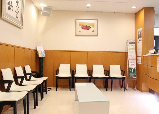 表参道駅 B3出口徒歩 1分 青山歯科医院の院内写真5