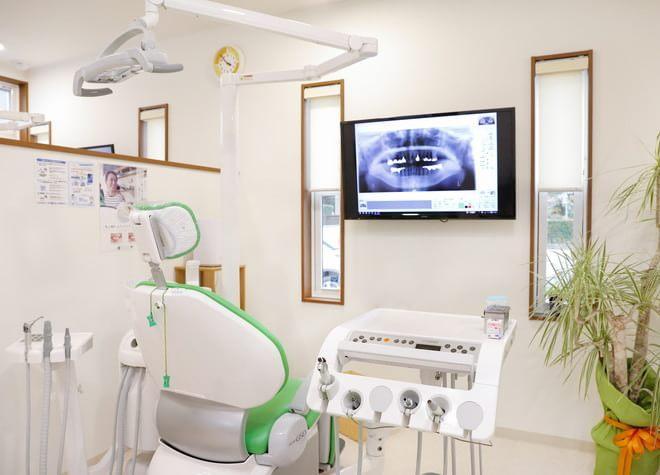 担当歯科衛生士制を採用!歯周病の検査にも注力