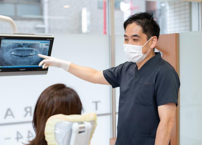 鹿島田駅東口 徒歩6分 たから歯科クリニックの写真2