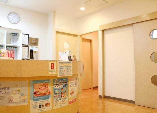 湘南台駅 小田急線側西口徒歩 5分 わだ歯科クリニックの院内写真2