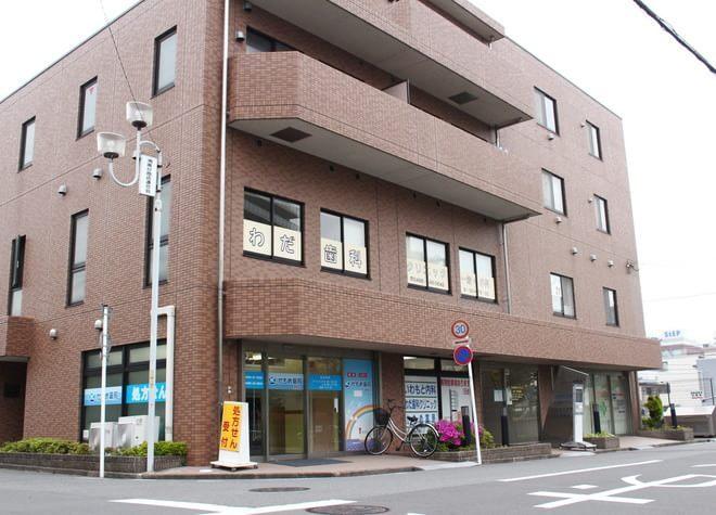 湘南台駅 小田急線側西口徒歩 5分 わだ歯科クリニックの外観写真7