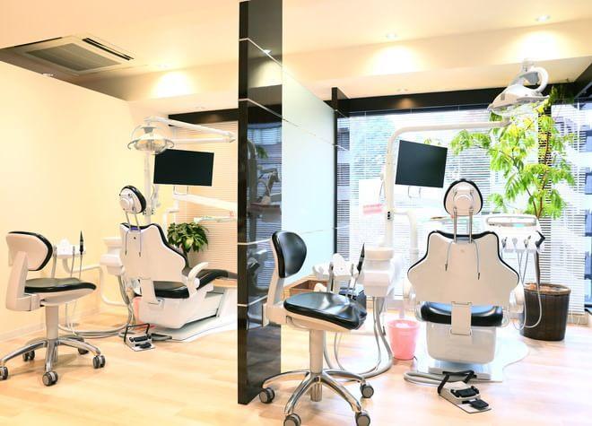 田町駅(東京都) 西口徒歩4分 ピュアリオ歯科・矯正歯科の治療台写真2