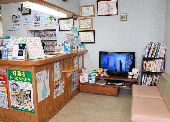 二日市駅 出口徒歩7分 やすもと歯科医院の院内写真1