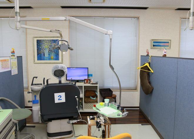 二日市駅 出口徒歩7分 やすもと歯科医院の治療台写真7