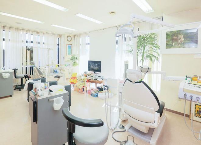 瑞江駅北口 徒歩3分 あすか歯科医院の治療台写真2