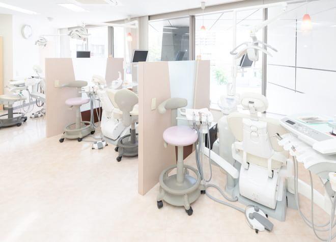 大宮駅(埼玉県) 西口徒歩 7分 ひなた歯科医院の治療台写真3