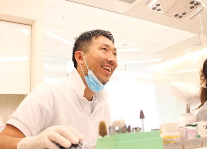 西田辺駅 3番出口徒歩 3分 まつむら歯科クリニック(大阪市阿倍野区)のスタッフ写真5