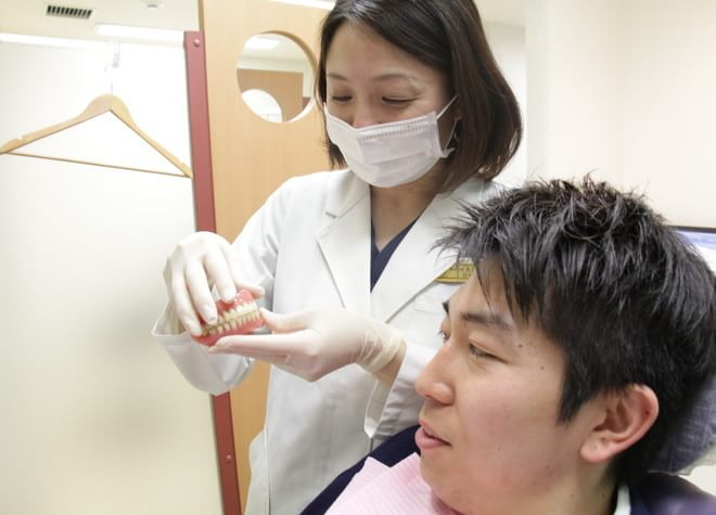 品川駅 高輪口車7分 宮本歯科クリニックのスタッフ写真3