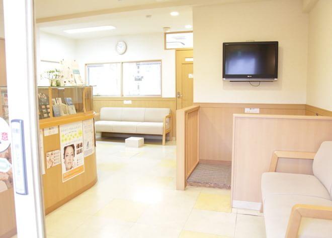 調布駅 北口バス 10分 医療法人社団英翔会はら歯科クリニックの院内写真2