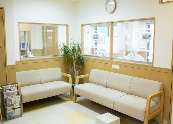 調布駅 北口バス 10分 医療法人社団英翔会はら歯科クリニックの院内写真7