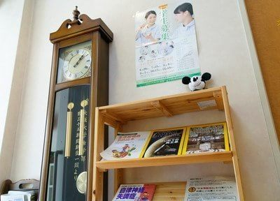 今里駅(近鉄) 出口徒歩15分 たつしろ歯科医院の院内写真4