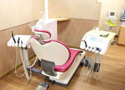 肥後橋駅 6番出口徒歩 2分 大西歯科医院の院内写真3