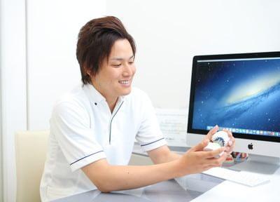 名鉄一宮駅 出口車 5分 長坂歯科・矯正歯科のスタッフ写真2