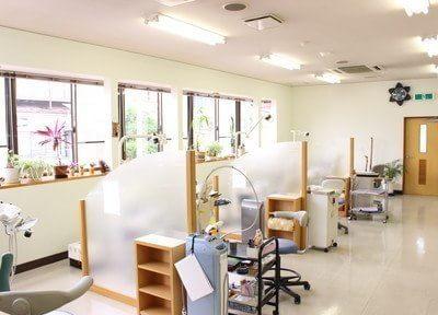 加納駅(宮崎県) 出口徒歩 1分 加納歯科の院内写真2