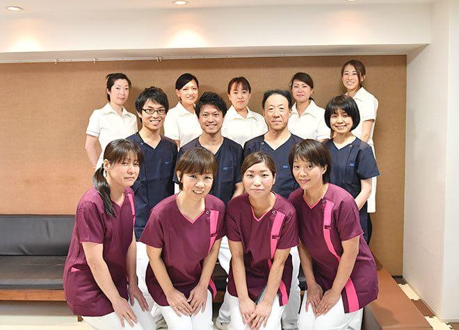 野田駅(阪神) 出入口徒歩4分 医療法人 真和会 かきうち歯科医院のスタッフ写真1