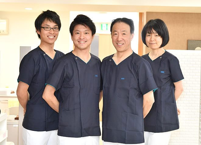 野田駅(阪神) 出入口徒歩4分 医療法人 真和会 かきうち歯科医院のスタッフ写真2